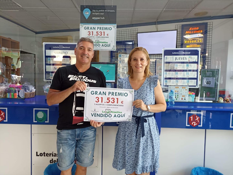 premio primitiva loterias y apuestas del estado